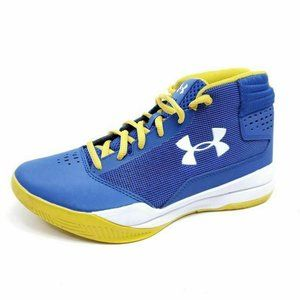 Under Armour Boys 6Y Jet 2017 Basketball Shoes